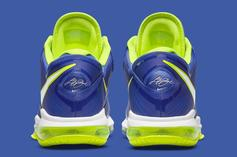 """Nike LeBron 8 Low """"Sprite"""" Release Date Revealed: Photos"""