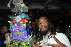 Offset Shares Photo Of Adorable Handwritten Father's Day Cards From His Kids