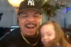 Ice-T & His Daughter Chanel Nicole Look The Exact Same