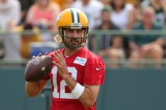 Aaron Rodgers Weighs In On Simone Biles Controversy