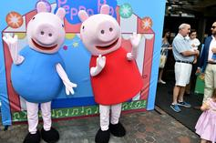 Peppa Pig Takes Shots At Kanye West On Twitter