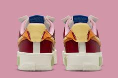 Nike Air Force 1 Fontanka Gets Colorful New Model For The Fall