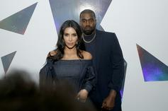 """Kanye West Allegedly Cheated On Kim Kardashian With """"A-List Singer"""": Report"""