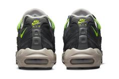 Nike Air Max 95 To Drop In Speed-Lacing Equipped Volt Colorway