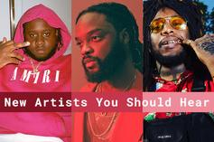5 New Artists You Should Hear