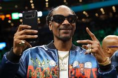 """Snoop Dogg Partners With Ethereum-Based Game, """"The Sandbox,"""" For NFT"""
