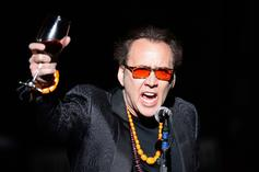 """Nicolas Cage Thrown Out Of Las Vegas Restaurant For Being """"Completely Drunk"""""""