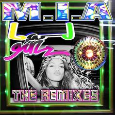 M.I.A. - Bad Girls (N.A.R.S. Remix) Feat. Missy Elliot & Azealia Banks
