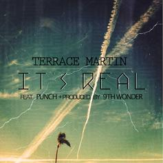 Terrace Martin - It's Real Feat. Punch (TDE)