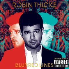 Robin Thicke - Take It Easy On Me  (Prod. By Timbaland)