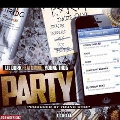 Lil Durk - Party (CDQ)  Feat. Young Thug