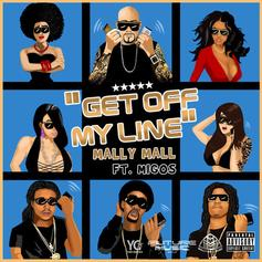 Mally Mall - Bitch Get Off My Line Feat. Migos