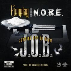 Gunplay - J.O.B. (Jumping Off Da Beam) Feat. N.O.R.E.