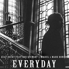 A$AP Rocky - Everyday Feat. Rod Stewart, Miguel & Mark Ronson