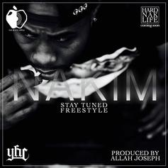 NAKIM - Stay Tuned (Freestyle)