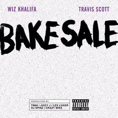 Wiz Khalifa - Bake Sale Feat. Travis Scott