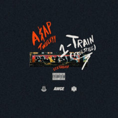 A$AP Twelvyy - 1 Train Freestyle
