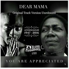 Tupac - Dear Mama (Original Version) Feat. Yo-Yo