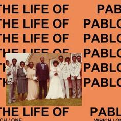 Kanye West - Saint Pablo (CDQ/Final) Feat. Sampha