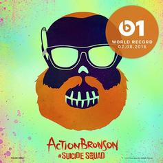 Action Bronson, Mark Ronson & Dan Auerbach - Standing In The Rain