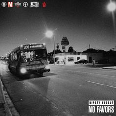 Nipsey Hussle - No Favors