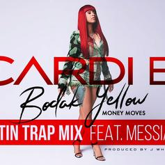 Cardi B - Bodak Yellow (Latin Trap Remix) Feat. Messiah