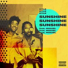 """Kyle And Miguel Celebrate The Finer Things In Life On """"Sunshine"""""""