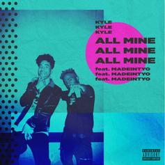 "KYLE Grabs MadeinTYO for ""All Mine"""