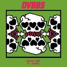 """24Hrs Joins DVBSS On New Single """"Good Time"""""""