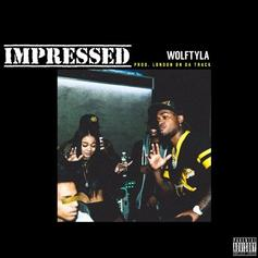 """Wolftyla Links With London On Da Track For """"Impressed"""""""