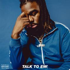 "Iamsu Drops Off New Single ""Talk To 'Em"""