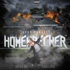 """KXNG Crooked Comes Through With The Confessional """"Homewrecker"""""""