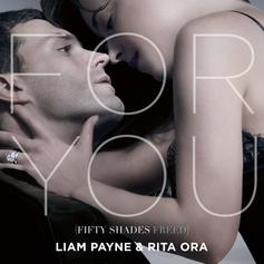 """Liam Payne & Rita Ora Team Up For New """"Fifty Shades Freed"""" Single """"For You"""""""