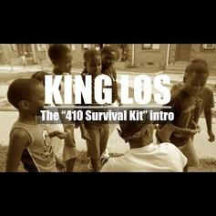 "King Los Releases ""The 410 Survival Kit (Intro)"""