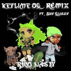 "Rico Nasty & Shy Glizzy Get Together On ""Keylime OG"" Remix"