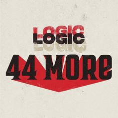 """Logic Snaps On His New Single """"44 More"""""""