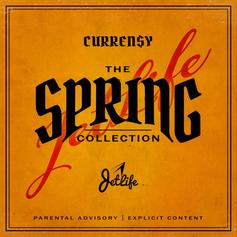 "Curren$y & Joey Bada$$ Link Up For ""Dollar Sign Eyes"""