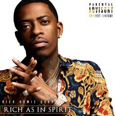 """Rich Homie Quan Returns With New Song """"The Author"""""""