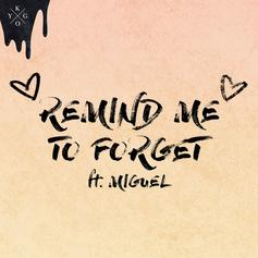 """Miguel Assists Kygo On New Single """"Remind Me To Forget"""""""