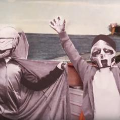 """Czarface & MF Doom Collide In The Furious """"Bombs Thrown"""""""