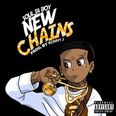 "Soulja Boy & Ronny J Link On ""New Chains"""