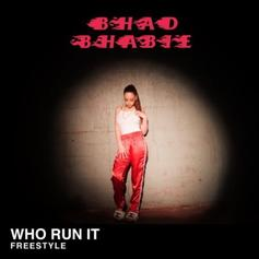 "Bhad Bhabie Drops Off Her ""Who Run It"" Freestyle"