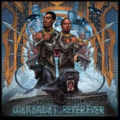 """""""Black Panther"""" and Outkast Fuse Together On J. Period's """"Wakanda Forever Ever"""" Mixtape"""