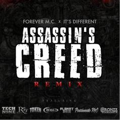 "Tech N9ne & Royce 5'9 Join Forever M.C. & It's Different For ""Assassin's Creed (Remix)"""