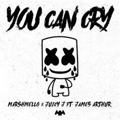 """Marshmello & Juicy J Team Up For The Bouncy """"You Can Cry"""""""