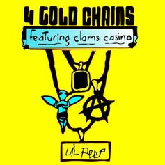 """Lil Peep's Posthumous """"4 Gold Chains"""" Track Is Here"""