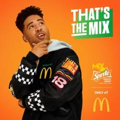 """KYLE Links Up With McDonald's, Sprite & Joe FreshGoods For """"That's The Mix"""""""