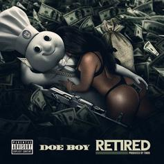 "Doe Boy Taps TM88 For ""Retired"""