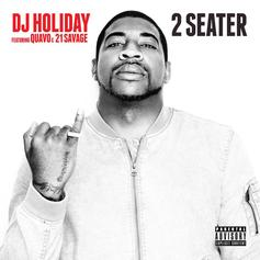 """DJ Holiday, Quavo & 21 Savage Swerve In The """"2 Seater"""""""