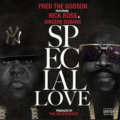 """Fred The Godson & Rick Ross Slow It Down For The Ladies On """"Special Love"""""""